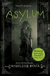 book cover of Asylum by Madeleine Roux