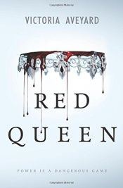 book cover of Red Queen by Victoria Aveyard
