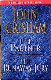 book cover of The Partner / The Runaway Jury by John Grisham