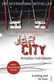 book cover of Jar City by Arnaldur Indriðason