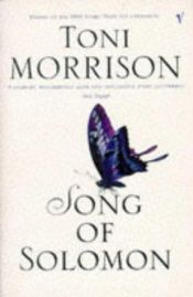 book cover of Song of Solomon by Toni Morrison