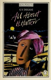 book cover of All About H. Hatterr by G. V. Desani