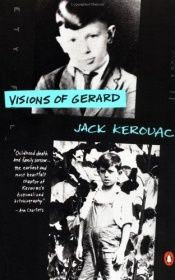 book cover of Visions of Gerard by Jack Kerouac
