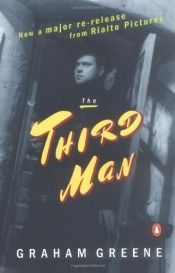 book cover of The Third Man by Graham Greene