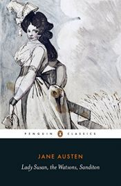 book cover of Lady Susan by Jane Austen