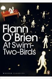book cover of At Swim-Two-Birds by Flann O'Brien