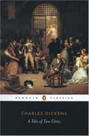 book cover of A Tale of Two Cities (Longman Classics Series) by Charles Dickens