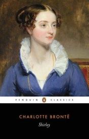 book cover of Shirley by Charlotte Brontë