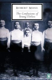 book cover of Unge Tørless by Robert Musil