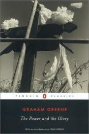 book cover of Makten og æren by Graham Greene