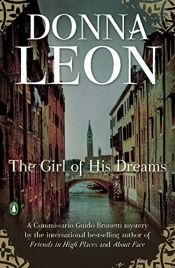 book cover of The Girl of His Dreams by Donna Leon