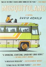 book cover of Mosquitoland by David F. Arnold