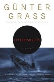 book cover of Crabwalk by Günter Grass