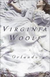 book cover of Orlando by Virginia Woolfová