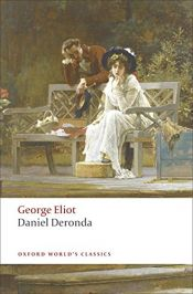 book cover of Daniel Deronda by George Eliot