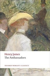 book cover of The Ambassadors by Henry James