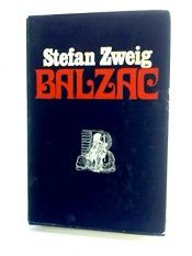 book cover of Balzac by Stefan Zweig