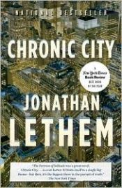 book cover of Chronic City by Jonathan Lethem