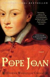 book cover of Pope Joan by Donna Woolfolk Cross