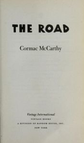 book cover of Tie by Cormac McCarthy