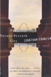 book cover of 27ste stad, De by Jonathan Franzen