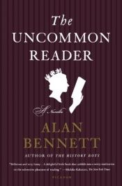 book cover of The Uncommon Reader by Alan Bennett