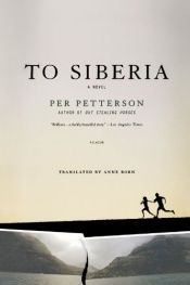 book cover of Til Sibirien by Per Petterson