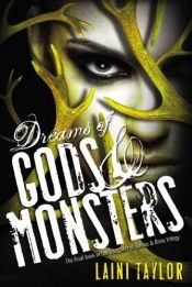 book cover of Dreams of Gods and Monsters by Laini Taylor