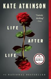 book cover of Life After Life by Kate Atkinson