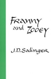 book cover of Franny and Zooey by J.D. Salinger