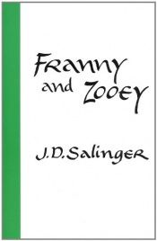 book cover of Franny und Zooey by J. D. Salinger