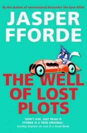 book cover of The Well of Lost Plots by Jasper Fforde