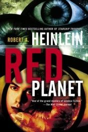 book cover of Red Planet by Robert A. Heinlein