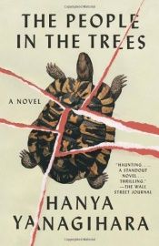 book cover of The People in the Trees by Hanya Yanagihara