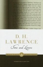 book cover of Synové a milenci by David Herbert Lawrence