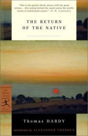 book cover of Return of the Native by توماس هاردي