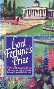 book cover of Lord Fortune's Prize by Nancy Richard-akers