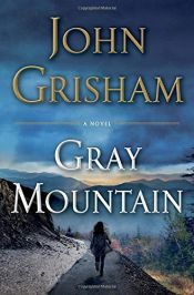 book cover of Gray Mountain by John Grisham