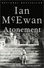 book cover of Atonement by Bernhard Robben|Ian McEwan