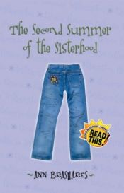 book cover of The Second Summer of the Sisterhood by Ann Brashares