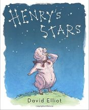 book cover of Henry's Stars by David Elliot