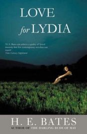 book cover of Armastatud Lydia by H. E. Bates