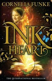 book cover of Inkheart by Cornelia Funke