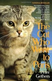 book cover of The Cat Who Went to Paris by Peter Gethers