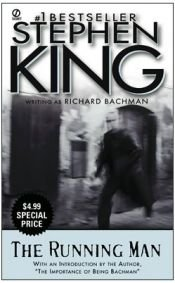 book cover of Den flyende mannen by Stephen King