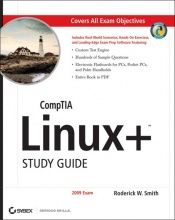 book cover of CompTIA Linux study guide by Roderick Smith