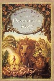 book cover of The Neverending Story by Michael Ende