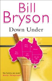 book cover of Down Under by Bill Bryson