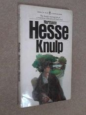 book cover of Knulp: Three Tales from the Life of Knulp by Hermann Hesse