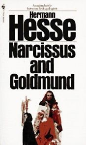 book cover of Narziss ve Goldmund by Hermann Hesse